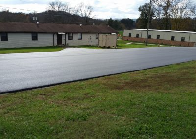Volunteer Training Site (VTS) Catoosa Asphalt Resurfacing