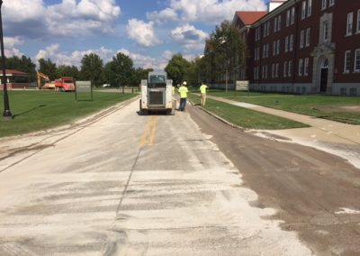 Fort Knox, KY – 6th Avenue Resurfacing and Drainage